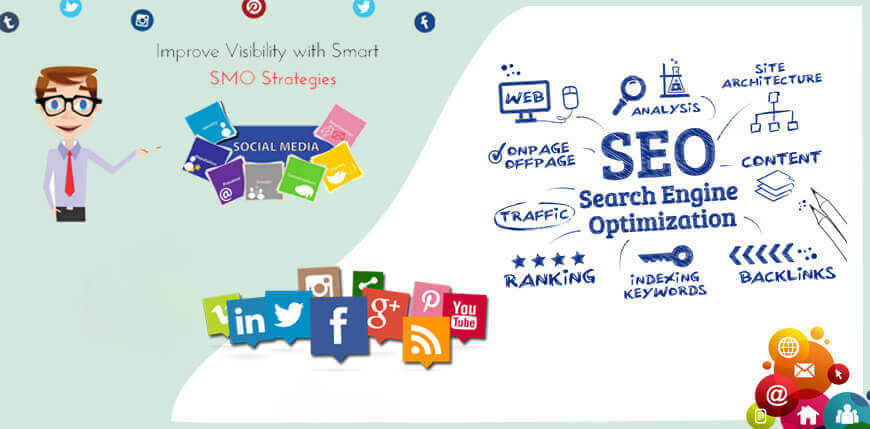 SMO and SEO Package